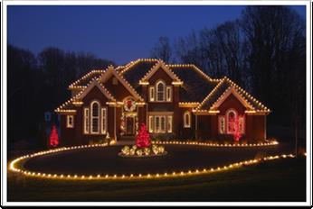 Christmas Lights Installation Services